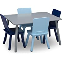 Delta Children Table and Chairs, Blue