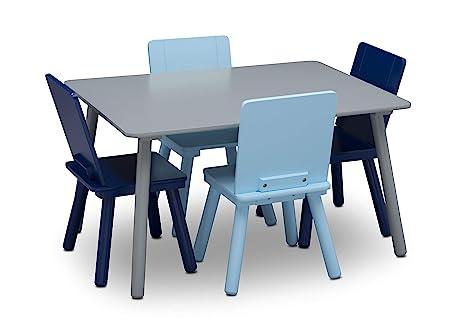 Delta Children - Juego de mesa y silla para niños con ...