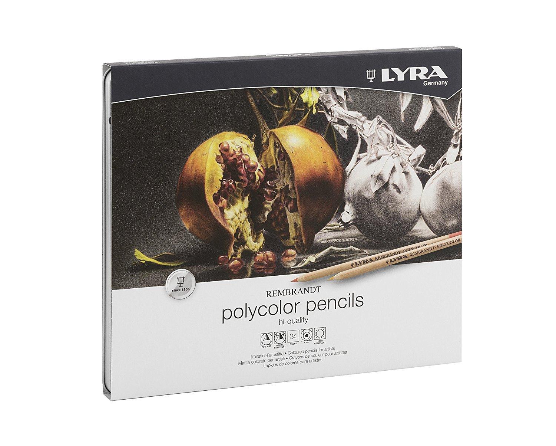 Lyra Künstler Farbstift Polycolor ocker gebrannt Nr 2000087