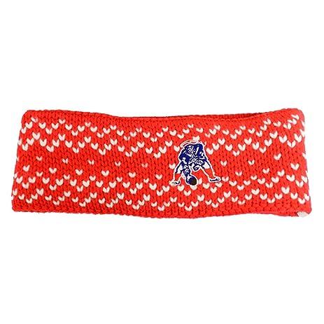 Amazon.com : NFL Fair Isle Supersoft Wool Winter Headband (OSFM ...