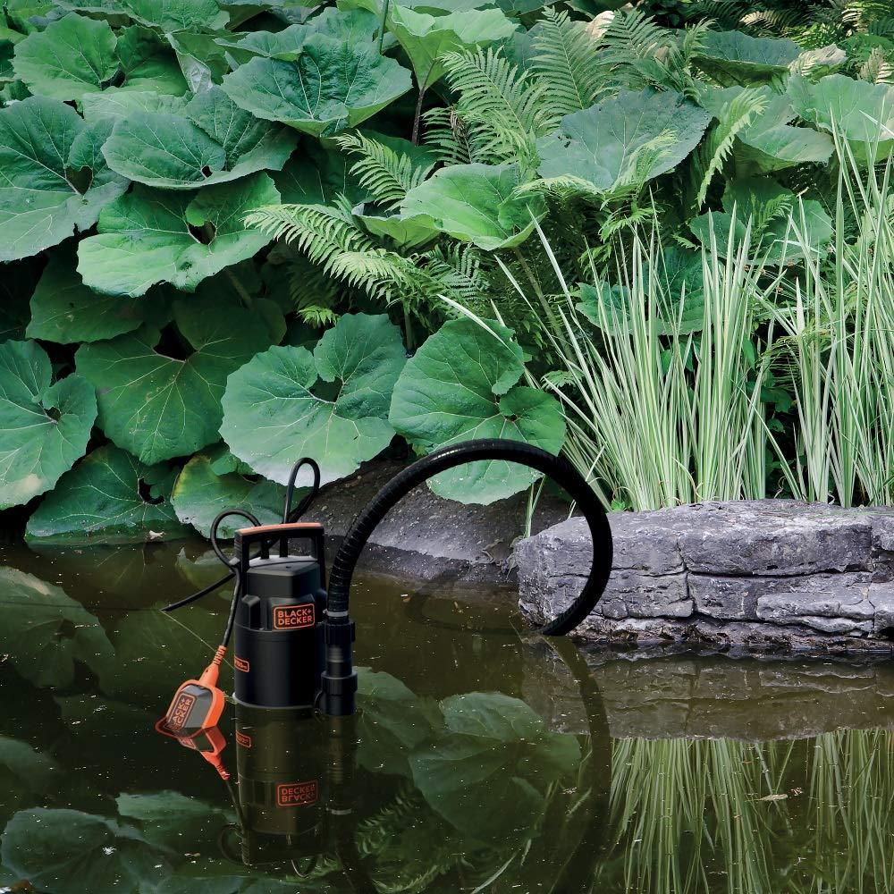Black+Decker 51756-A Bomba sumergible 750 W, 230 V, Negro: Amazon.es: Bricolaje y herramientas