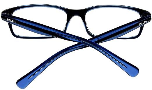 195b8130e9e6 Ralph by Ralph Lauren Women Eyeglasses Designer Blue Rectangular RA7047 1228:  Amazon.ca: Clothing & Accessories