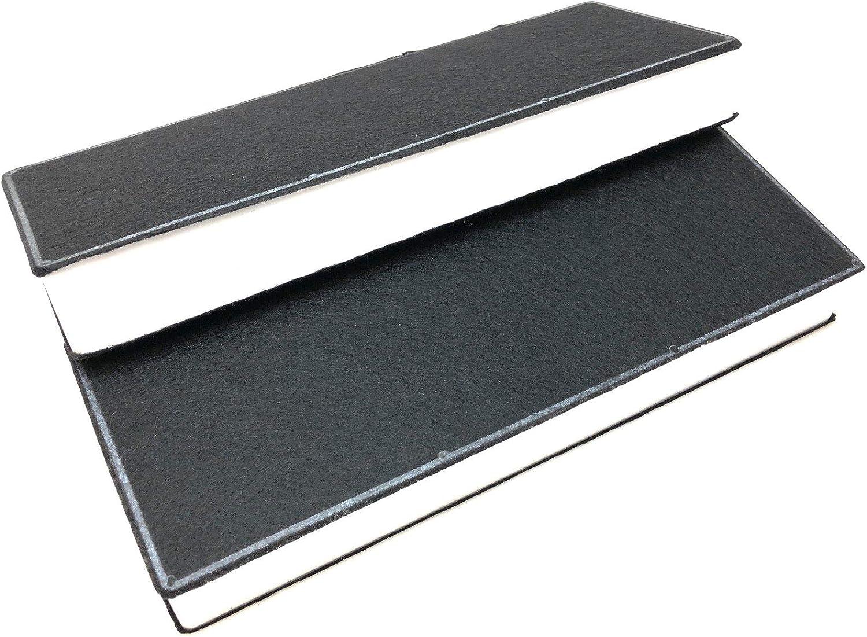 2 filtros de carbón para campana extractora BORA BAKFS Basic BHU BIU BFIU con carbón activo: Amazon.es: Grandes electrodomésticos