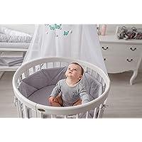 Comfort Baby® Smart Grow 7en 1multifonctions pour bébé et lit bébé blanc