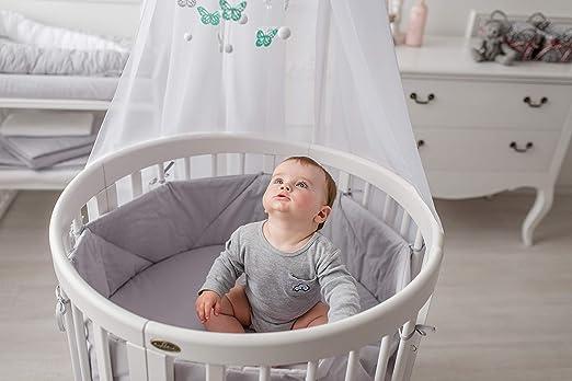 Bettumrandung nest kleiner prinz babynestchen mamikreisel
