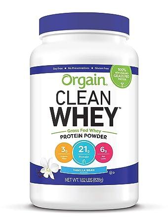 Gmo free whey protein powder