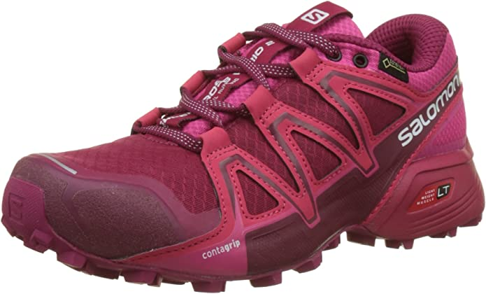 Salomon Speedcross Vario 2 GTX, Calzado de Trail Running ...