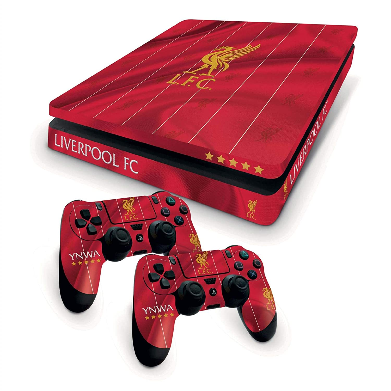 Professional Sale Liverpool F.c Xbox One Skin Bundle Reputation First Faceplates, Decals & Stickers
