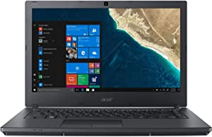 """Acer TravelMate P2 Business Laptop, 15.6"""" HD, Intel Core i3-8130U, 4GB DDR4, 500GB HDD, 8 Hrs Battery, Win 10 Pro, TPM 2.0, Mil-Spec, TMP2510-G2-M-320E"""