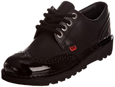 Kickers Kick Lo Brogue Women's Oxford Lace up Shoes