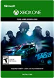 Need For Speed Standard Edition - Xbox One Digital Code