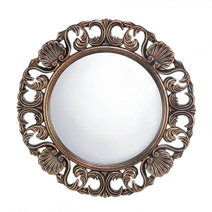 Amazon.com: Accent Plus Decorative Mirrors For Walls ...