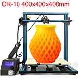 Creality CR-10 S4 3D Printer DIY Kit Large Printing Size 400x400x400mm With 2kg CCTREE PLA 1.75mm Filament