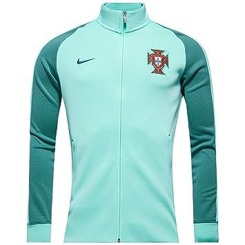reputable site adf0c cffa0 Nike Quelli di Portogallo calcio 20152016 AUTH N98 – Giacca ufficiale  uomo, UOMO