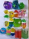 ROYALS Soft Slime Toy for Kids (Mix Design -Pack of 3)