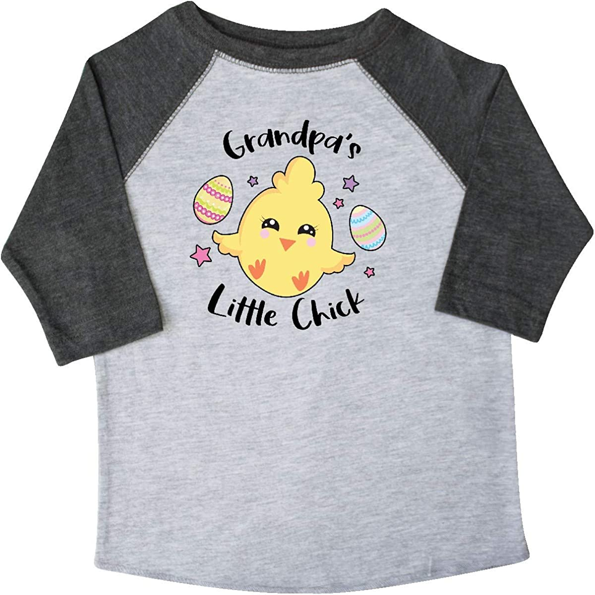 inktastic Happy Easter Poppys Little Chick Baby T-Shirt