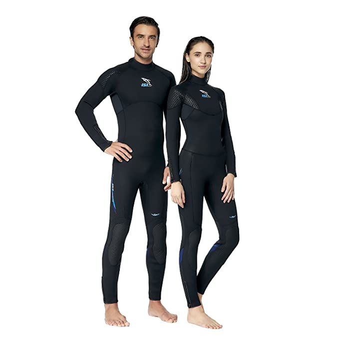 c1c2a0a0fc Amazon.com   IST Full Body Wetsuit in 3mm