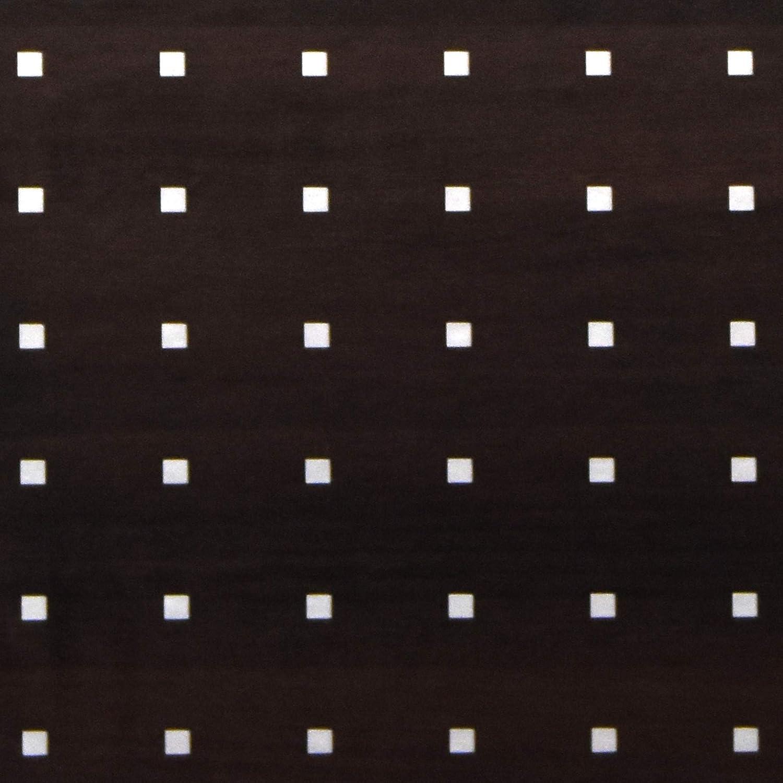 Fablon 67.5 cm x 2 m Roll Alder Deep Carre Fine Decor FAB10750