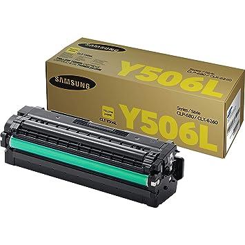 Samsung CLT-Y506L tóner y Cartucho láser - Tóner para impresoras ...