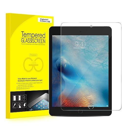 81 opinioni per iPad Mini 4 Pellicola Protettiva, JETech Premio in Vetro Temperato Screen
