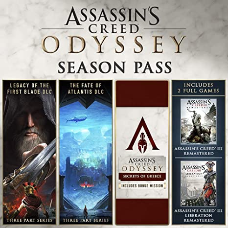 Assassins Creed Odyssey Gold Edition for PlayStation 4 USA ...
