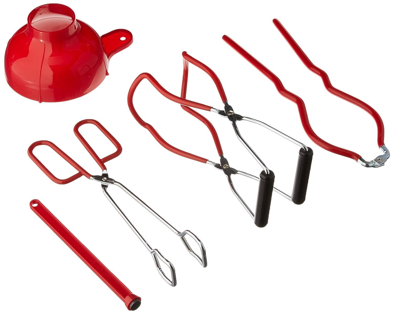 Tala Set per invasettamento marmellata George East Housewares 10A00139
