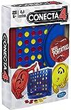 M.B Juegos Juegos en Familia Hasbro - Conecta 4 para viaje (A6548175)