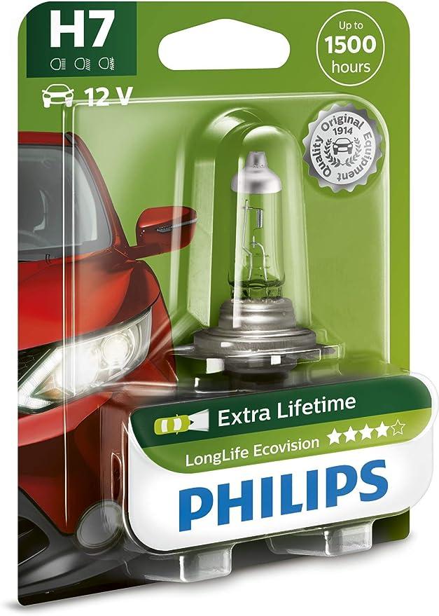 2x Lucas H7 477//499 50/% Blue Tint Headlamp Bulb Alfa Romeo Giulietta 2010 />