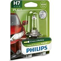 Philips 12972LLECOB1 Long Life Ecovision H7 12V globe - single blister pack