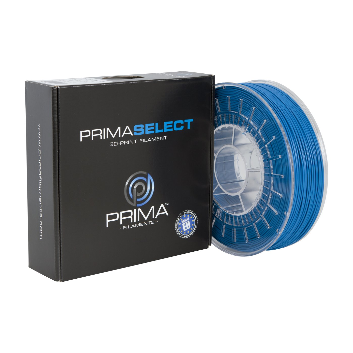 Prima Filaments PS-ABS-285-0750-DG PrimaSelect ABS Filament, 2.85 mm, 750 g, Dark Grey