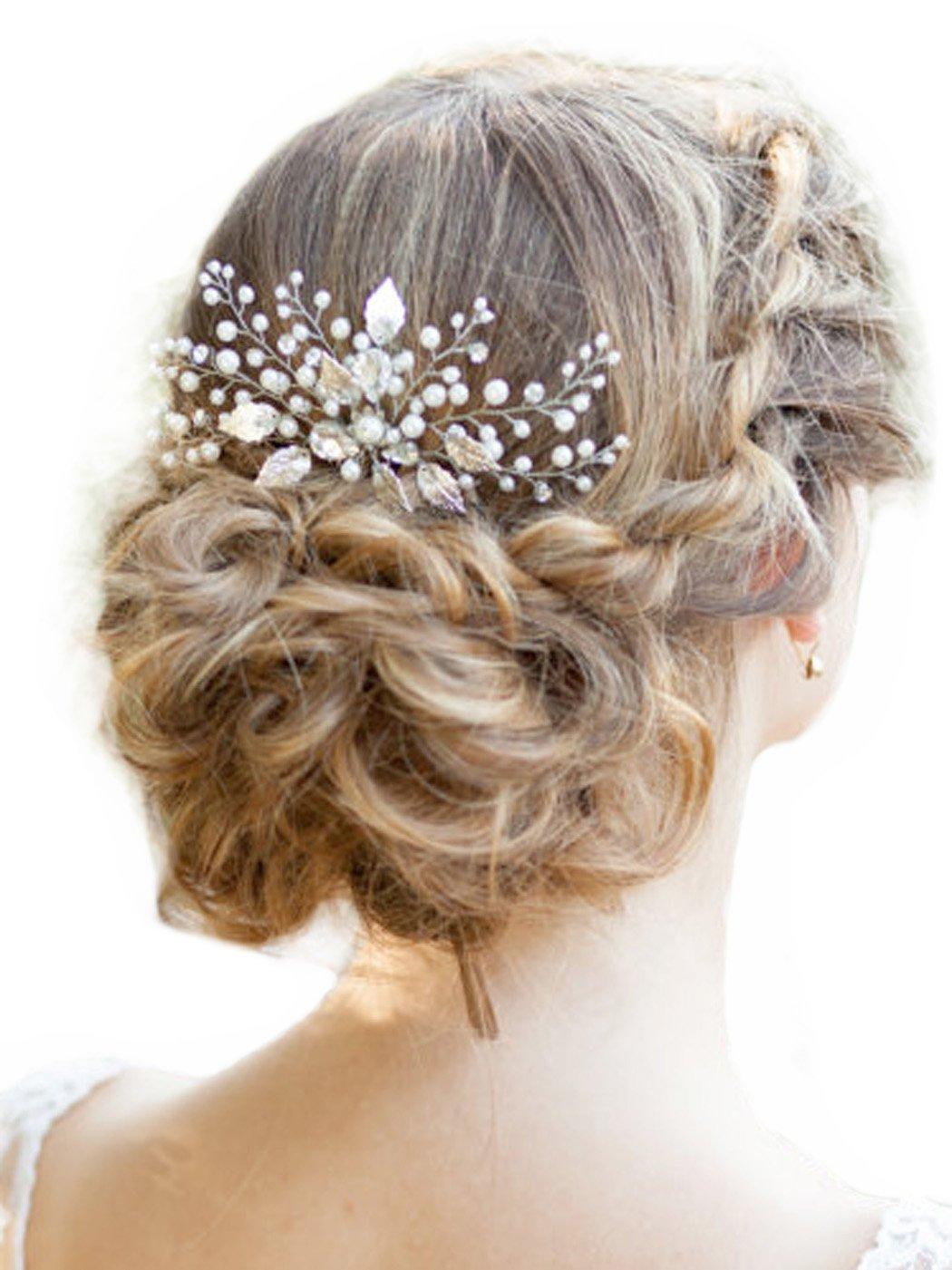 Peigne de cheveux de mariage Yean Accessoires coiffures pour les femmes et les filles