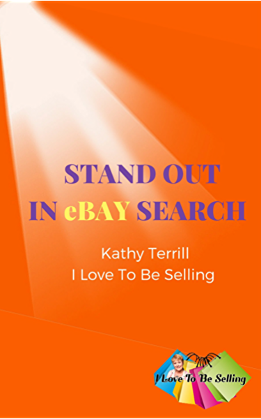 Amazon Com Stand Out In Ebay Search Ebook Terrill Kathy Kindle Store