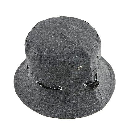 ac50394ab28 Womens Summer Sun Hat Roll Up Floppy Packable Sunhat Beach Cap Travel Bucket  Hat Golf Fishing Peaked Hat Sun Visor Bonie Fisherman Hat Anti-UV Sun ...