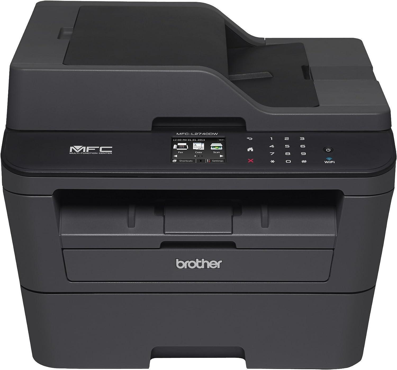 Brother MFC-L2740DW - Impresora multifunción láser Monocromo ...