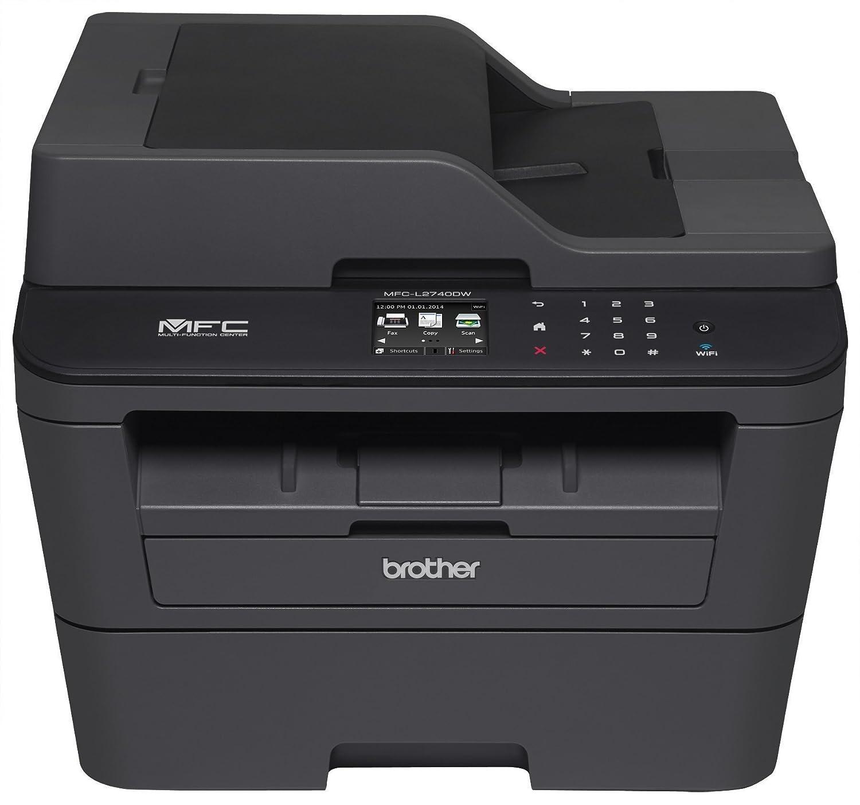 Brother MFC LDW Impresora multifunción láser monocromo compacto WiFi fax pantalla táctil