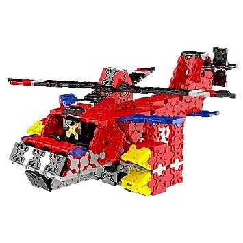 Weofferwhatyouwant Helicoptero De Juguete Lego Grande Juegos De