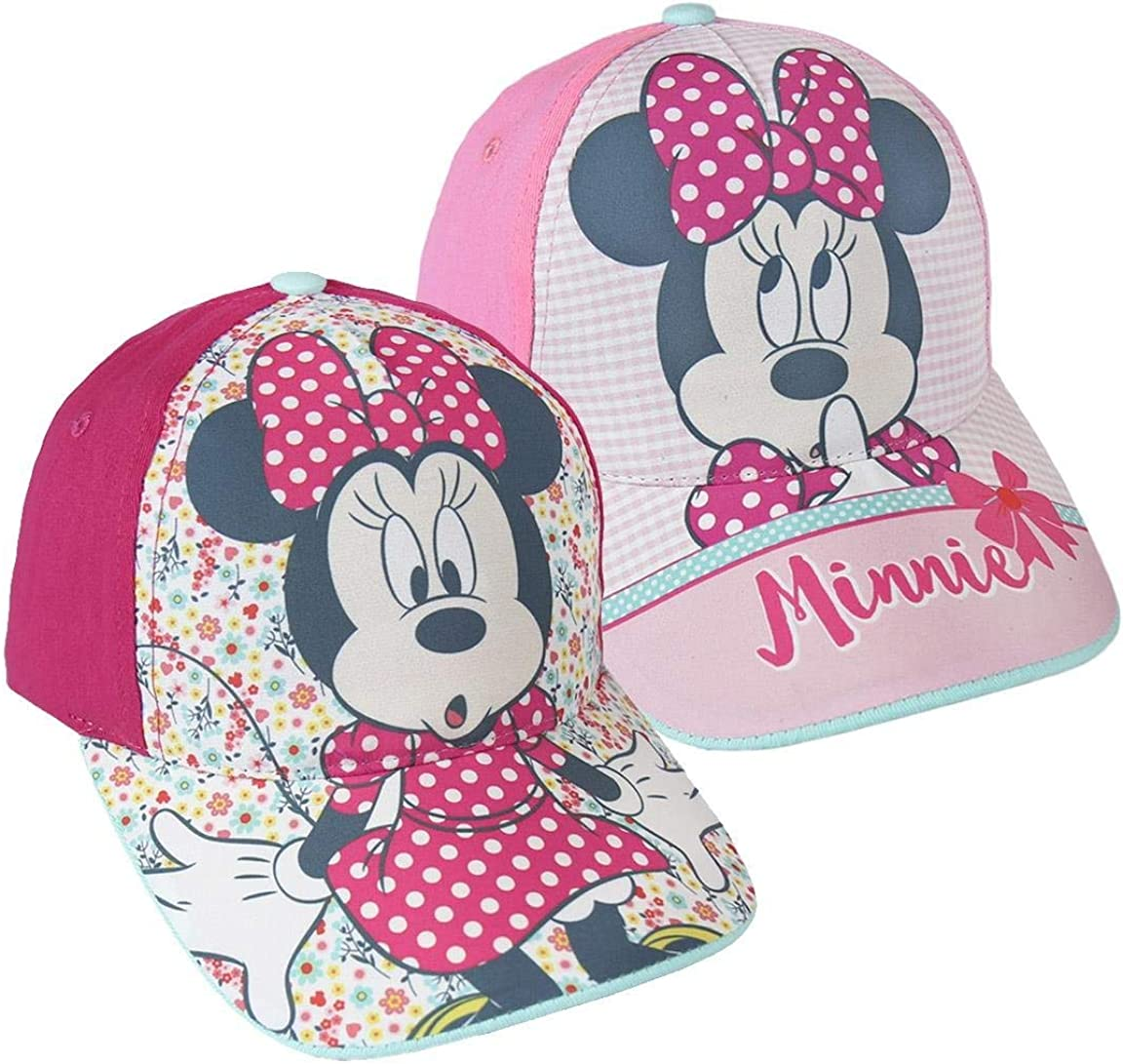 Disney Baby Boys S0717159 Hat Pink One Size