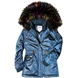 75e3c4e901dc Amazon.com  Appaman Girl Puffy Coat  Clothing