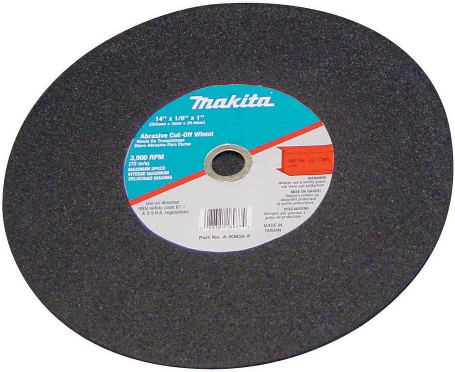 14inx1inx7//64in 25PK Makita Cut-Off Wheel B-10849-25