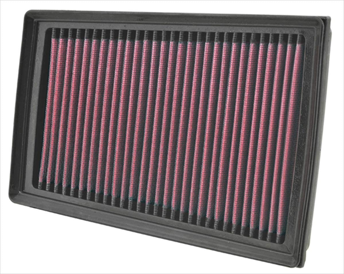 K&N 33-2944 Filtro de Aire Coche, Lavable y Reutilizable: Amazon.es: Coche y moto