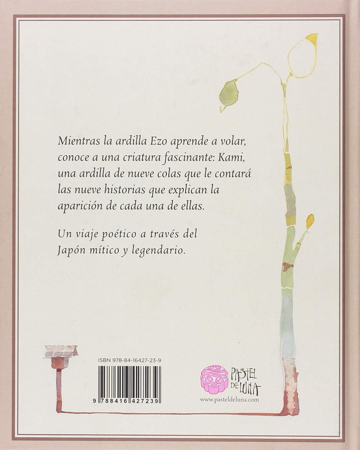 Kami y las nueve colas: Amazon.es: Arellano, M. C., Celej, Zuzanna ...