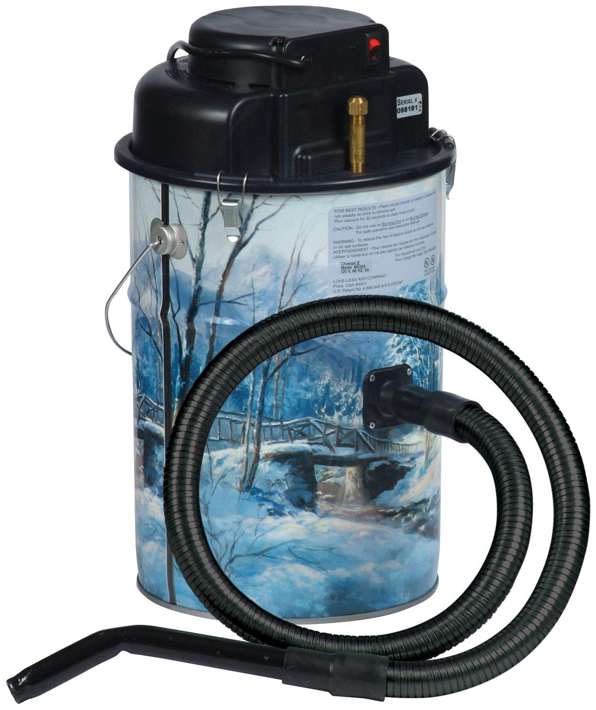 Cougar Ash Vacuum, Winter, Made in USA