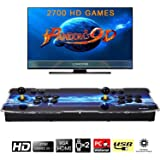 [2700 HD Retro Games] Pandoras Box 9D Arcade Video Game Console 720P Game System with 2700 Games Supports PC TV 2…