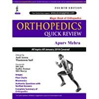 Orthopedics Quick Review All Topics Till January 2016 Covered