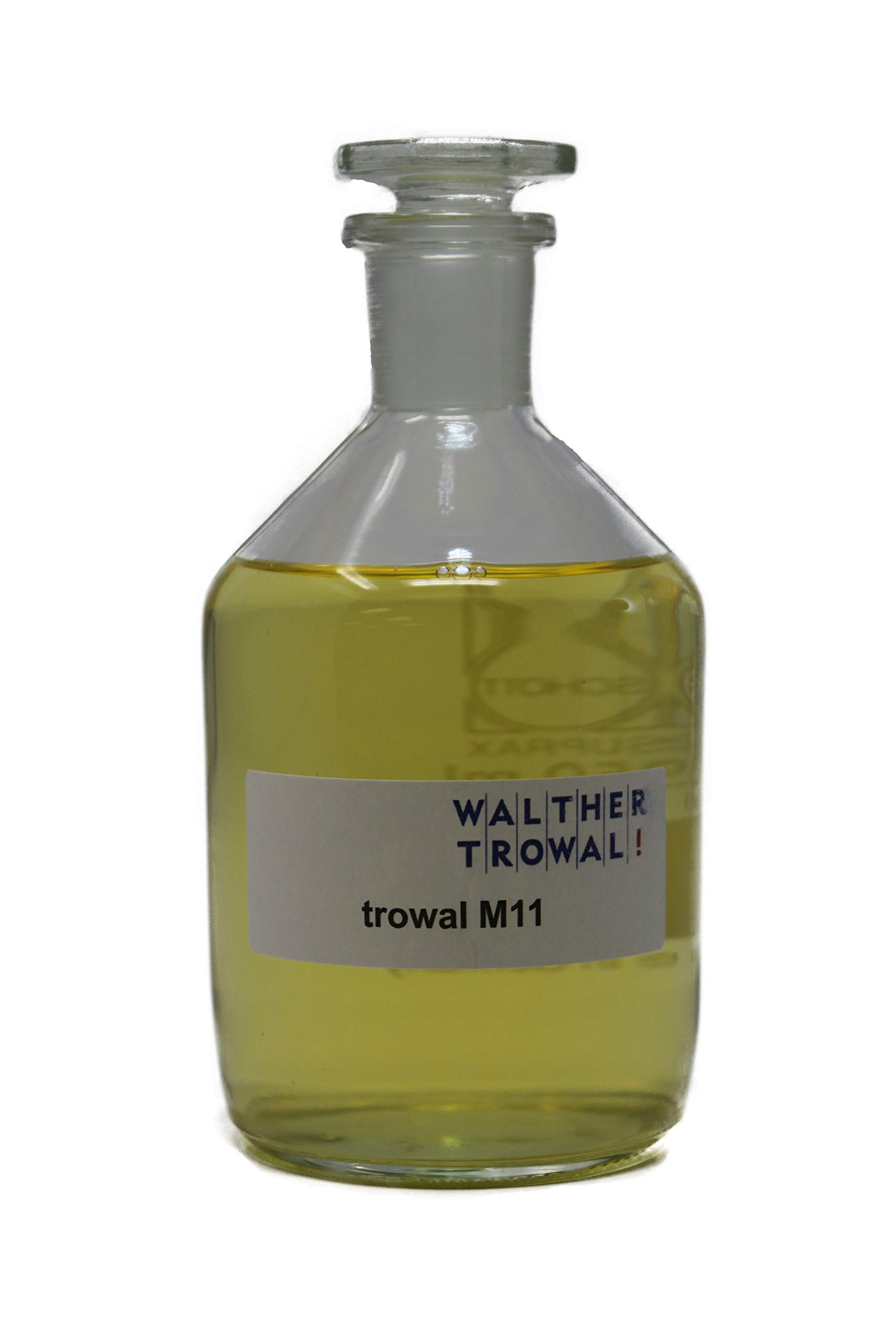 Walther Trowal M 11, Acidic Burnishing Liquid Compound, 25 KG Container