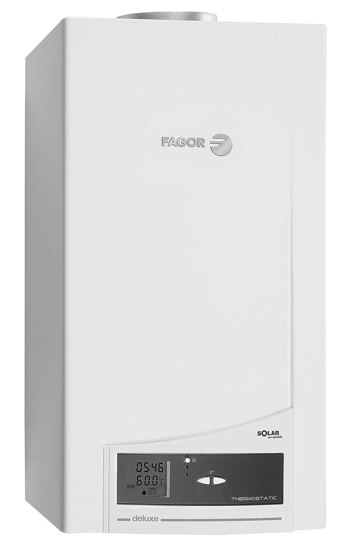 Fagor THERMOSTATIC-11 DL B Vertical Depósito (almacenamiento de agua) Sistema de calentador único Blanco - Hervidor de agua (Vertical, ...