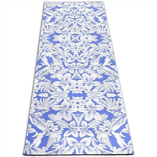 NaNa Home Blue Dreams - Esterilla de Yoga para Todo Tipo de ...