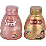Revital Ranbaxy Ankit Agencies Energy Capsules for Unisex - 60 Tablets, 30 in Each