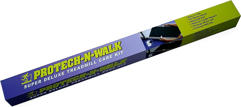PROTECH-n-Walk Deluxe – Cinta de Correr Kit de Cuidado: Amazon.es ...