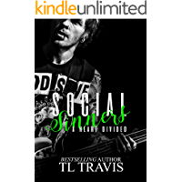 Social Sinners: A Heart Divided (Social Sinners Series Book 3) book cover